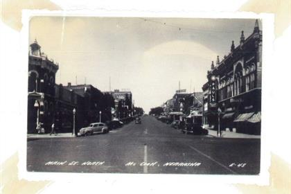 Main Street North, McCook